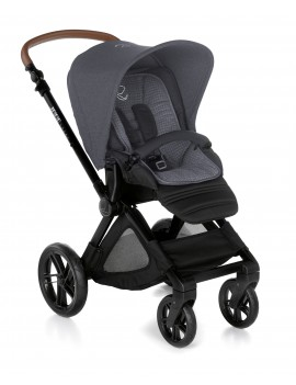 Коляска Jane Muum 2 in 1 Jet Black (Baby Trade)