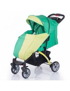 Коляска Babyhit Tetra, зелёная