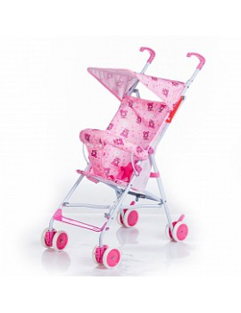 Коляска Babyhit Flip, розовая