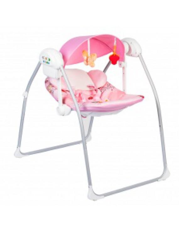 Электрокачели Babyhit Deep Sleep, розовый