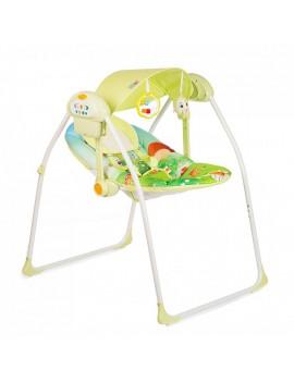 Электрокачели Babyhit Deep Sleep, зелёные