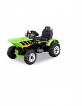 Детский электромобиль трактор JS328C-G на аккумуляторе