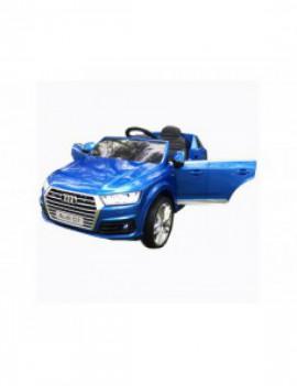 Детский электромобиль Audi Q7 LUXURY 2.4G - Blue - HL159-LUX-BL