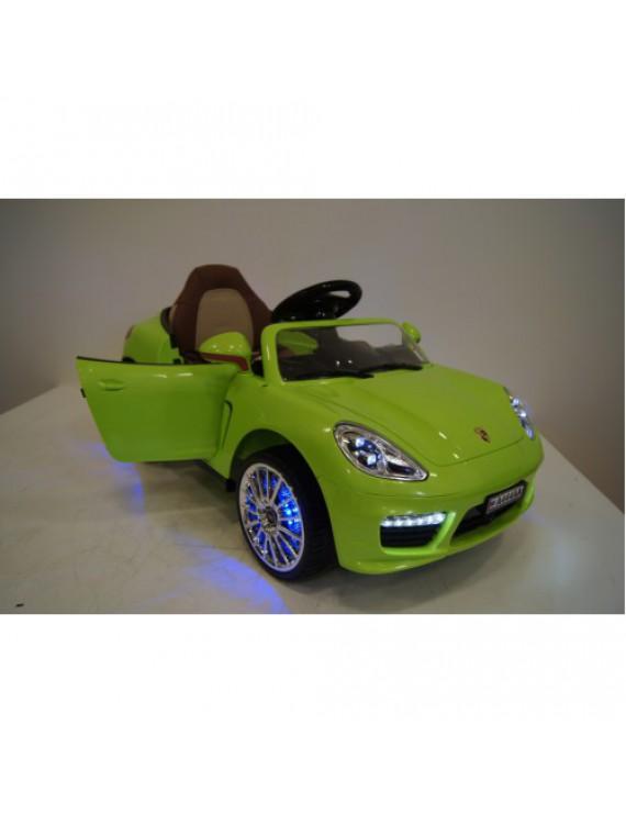 Детский электромобиль Porsche Panamera  A444AA с пультом