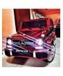 Детский электромобиль Mercedes-Benz G63 (ЛИЦЕНЗИОННАЯ МОДЕЛЬ)