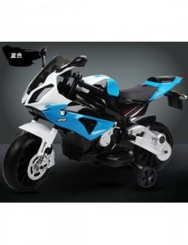 Детский мотоцикл BMW JT528 (ЛИЦЕНЗИОННАЯ МОДЕЛЬ)