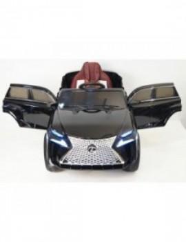 Детский электромобиль Lexus Black