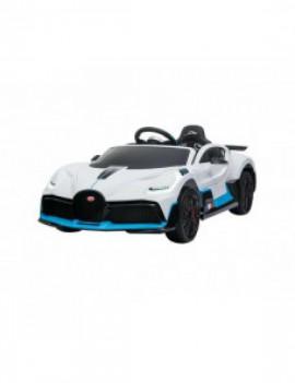 Детский электромобиль Bugatti Divo 12V - WHITE - HL338
