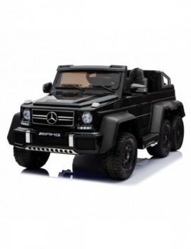 Детский электромобиль Mercedes-Benz G63-AMG 4WD A006AA (ЛИЦЕНЗИОННАЯ МОДЕЛЬ) с дистанционным управлением.