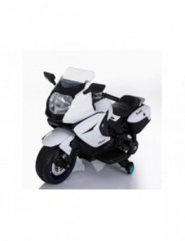 Детский электромобиль мотоцикл BMW K1200GT White 12V - XMX316-WHITE