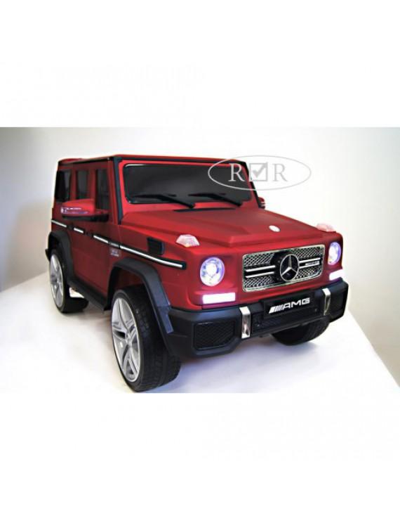 Детский электромобиль Mercedes-Benz-G65-AMG 4WD