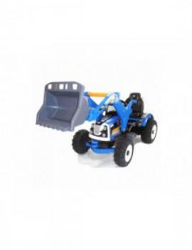 Детский электромобиль трактор JS328A-B на аккумуляторе