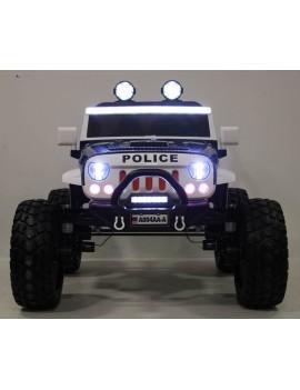 Электромобиль A004AA-А Police (Rivertoys)