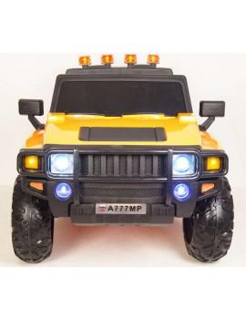Электромобиль HUMMER A777MP оранжевый (Rivertoys)