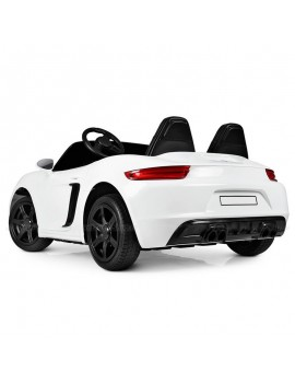 Электромобиль Porsche Cayman T911TT (белый)