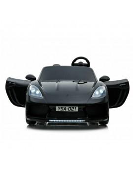 Электромобиль Porsche Cayman T911TT (черный глянец)