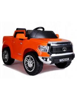 Электромобиль TOYOTA TUNDRA JJ2125 оранжевый (Rivertoys)