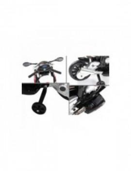 Детский электромобиль мотоцикл BMW S1000PR на аккумуляторе 12V цвет черный