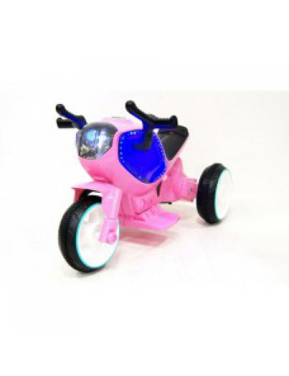 Детский электромотоцикл Moto HC-1388 Pink