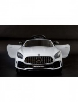 Детский электромобиль Mercedes Benz AMG GT R 2.4G - White - HL288