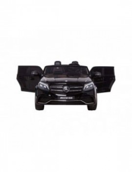 Детский электромобиль Mercedes Benz GLS63 LUXURY 4x4 12V 2.4G - Black - HL228-LUX-B