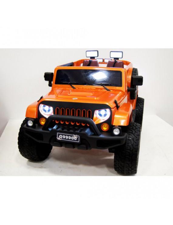 Детский электромобиль Jeep WRANGLER O999OO (4*4)