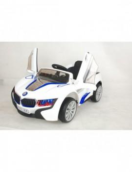 Детский электромобиль BMW I8 E008KX с дистанционным управлением
