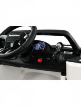 Детский электромобиль Range Rover Luxury Black MP4 12V - SX118-S