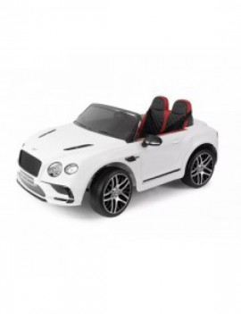 Электромобиль Bentley Continental Supersports White 12V - JE1155