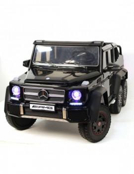 Детский электромобиль Mercedes-Benz G63-AMG 4WD X555XX (ЛИЦЕНЗИОННАЯ МОДЕЛЬ) с дистанционным управлением
