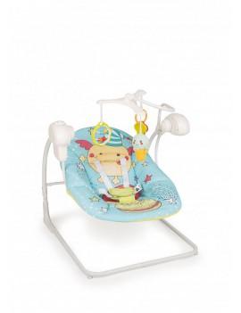 Электрокачели Happy Baby Jolly V2, Blue