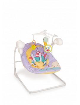 Электрокачели Happy Baby Jolly V2, Violet