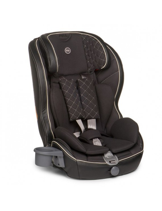 Автокресло Happy Baby Mustang Isofix, Black