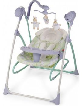 Электрокачели Happy Baby Luffy, Lilac