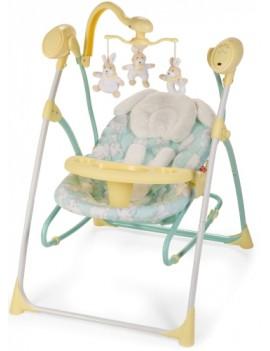 Электрокачели Happy Baby Luffy, Yellow