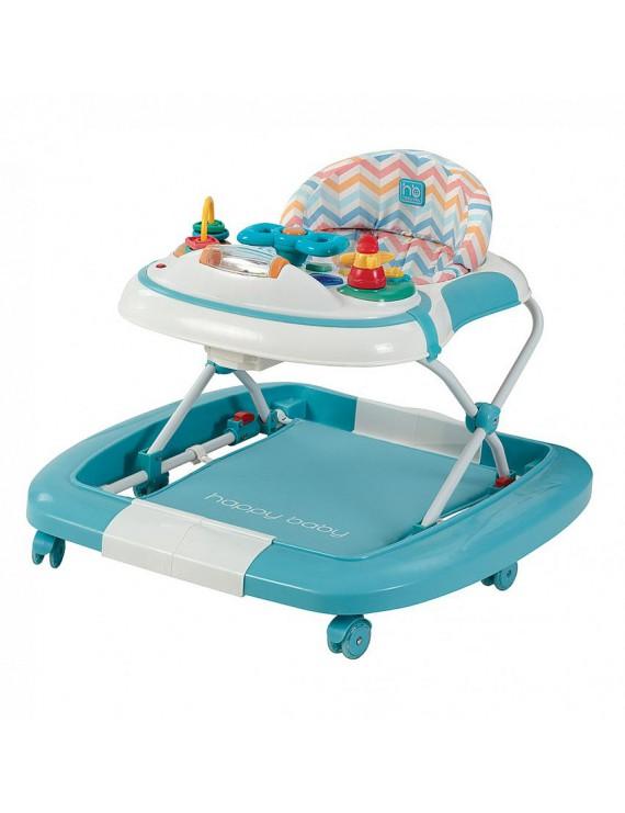 Ходунок-качалка Happy Baby Robin, Blue