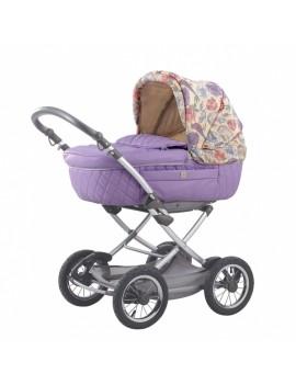 Коляска классическая Happy Baby Charlotte, Violet