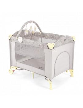 Кровать-манеж Happy Baby Lagoon V2, Beige