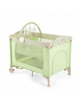 Кровать-манеж Happy Baby Lagoon V2, Green