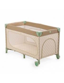 Кровать-манеж Happy Baby Martin, Beige