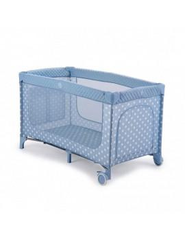 Кровать-манеж Happy Baby Martin New, Aqua