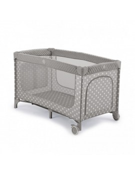Кровать-манеж Happy Baby Martin New, Stone