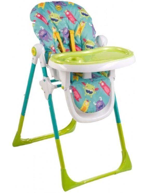 Стул для кормления Happy Baby Goodie, AquaMarine