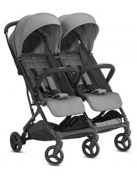 Прогулочная коляска для двойни Twin Sketch, цвет Grey (Inglesina)