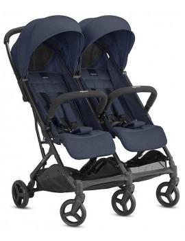 Прогулочная коляска для двойни Twin Sketch, цвет Navy (Inglesina)