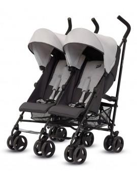 Прогулочная коляска для двойни Twin Swft, цвет Grafite (Inglesina)