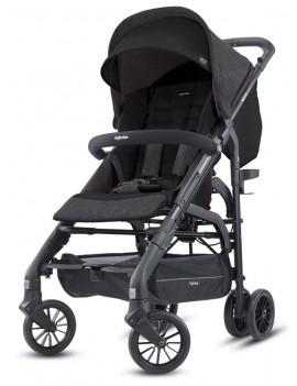 Прогулочная коляска Zippy Light, цвет VOLCANO BLACK (Inglesina)
