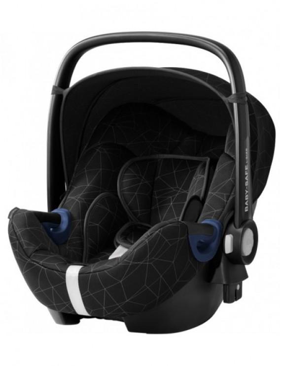 Детское автокресло Britax Roemer Baby-Safe² i-Size Crystal Black