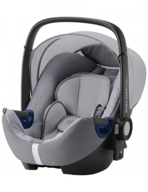 Детское автокресло Britax Roemer Baby-Safe² i-Size Grey Marble