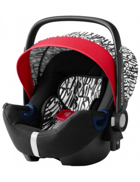 Детское автокресло Britax Roemer Baby-Safe² i-Size Letter Design